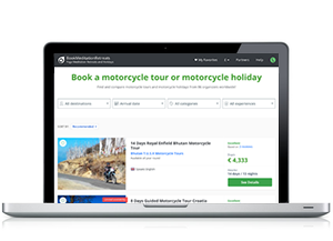BookMotorcycleTours